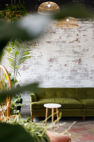 French Country Interior Style Color Palette