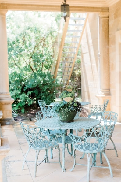 French Country Interior Style Color Scheme