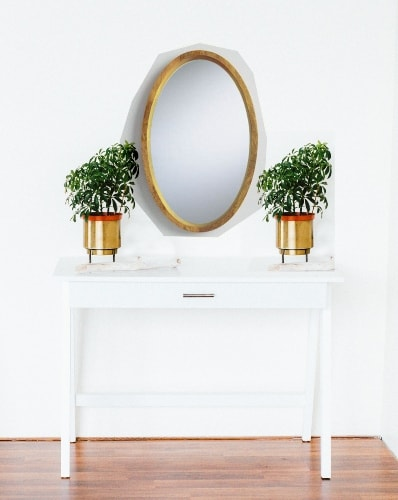 Decorate your Console Table