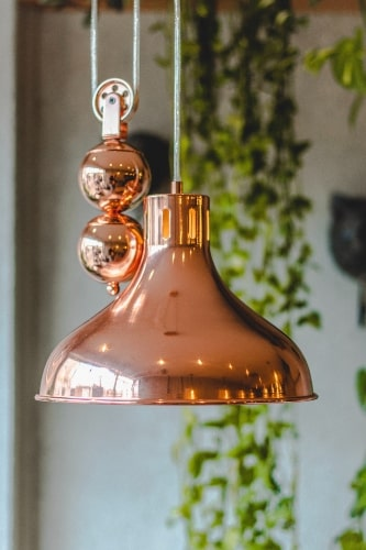 Iconic Industrial Style Lighting Fixture for Kitchen