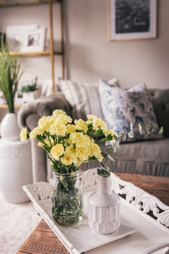 decorate french country home accessories