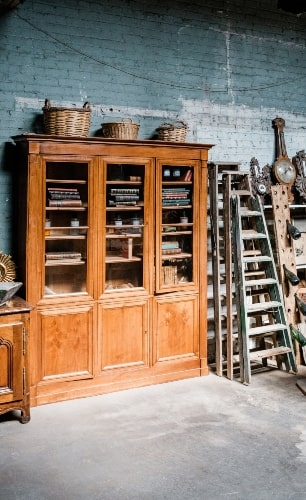french country style furniture - armoire