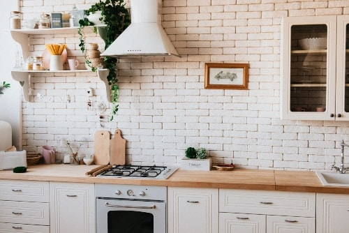 french country style kitchen decor