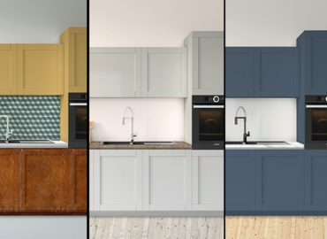 Create color palettes for kitchen