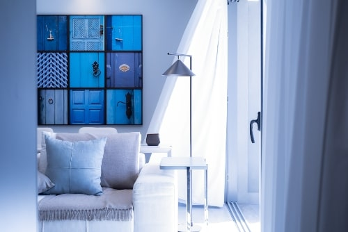 cool colors in home decor