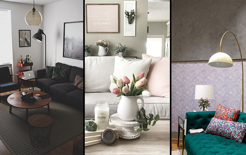 How to Improve your Living Room Color Schemes Easily