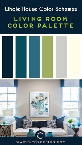 Learn to Create color schemes for home
