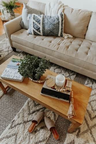 neutral color for living room