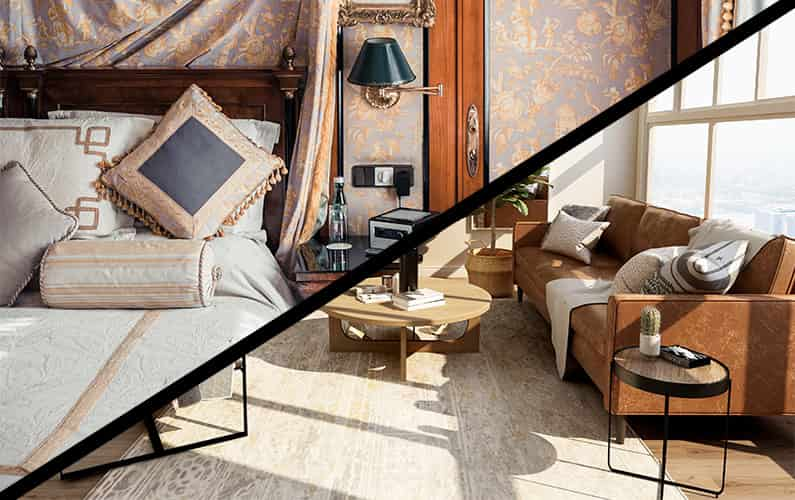 Greatest Interior Design Styles and How to Bring it in Your Home