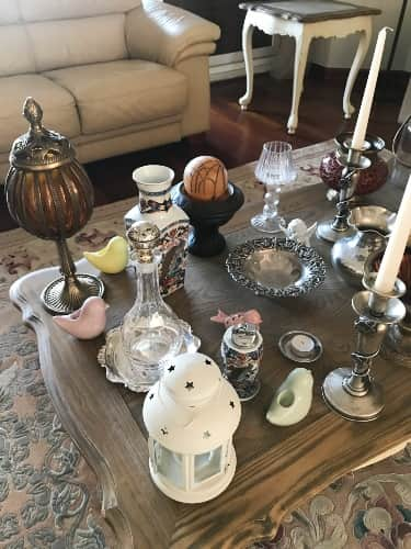 Accessories for Coffee Table Decor