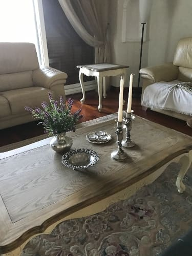 coffee table decorating rules