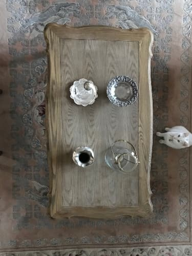 decorate your coffee table