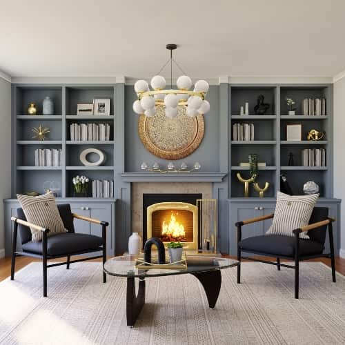 styling tips for bookcases