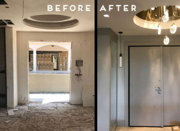 34 Shocking Before and After Images of an Entire Home Renovation