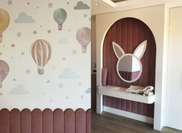 Little Girl Bedroom Inspiration Pink Heaven for Two Sisters