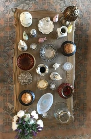 Accessories for Coffee Table