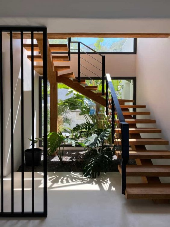 house tour staircases