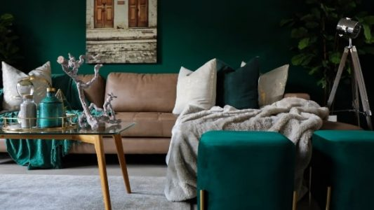 Popular paint color for family room